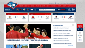 Australian Baseball League Refresh