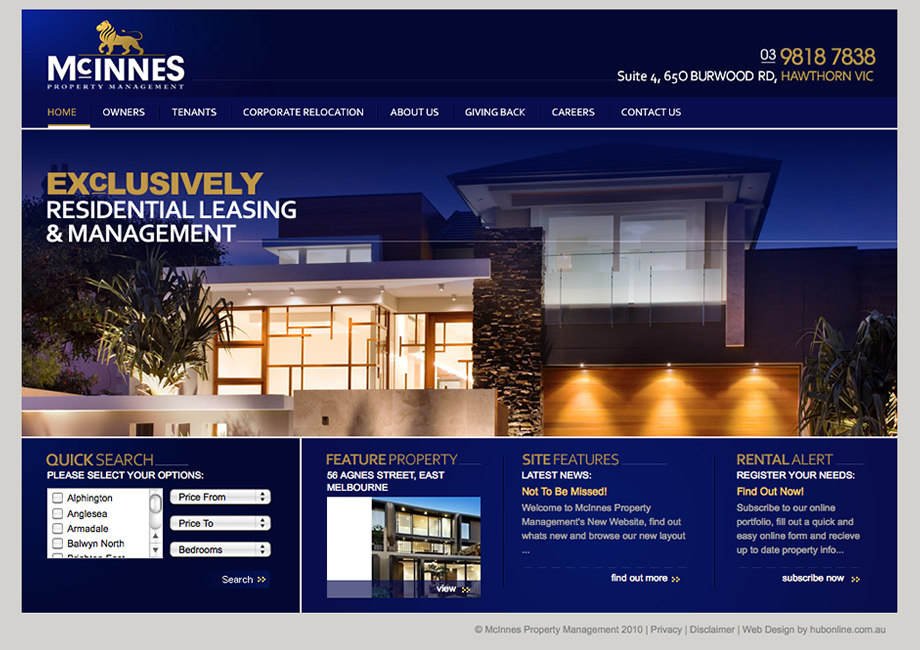 McInnes Property Management